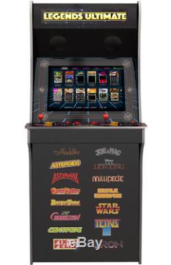Legends Ultime Accueil Arcade Machine Avec 350 Jeux Intégrés Pour Que Vous Appréciiez