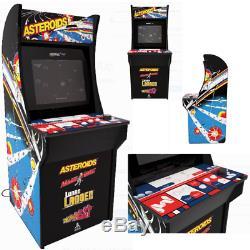 Machine À Astéroïdes Classique Avec Contrôles D'arcade Authentiques Meilleur Jeu De Rangement 4 X 1