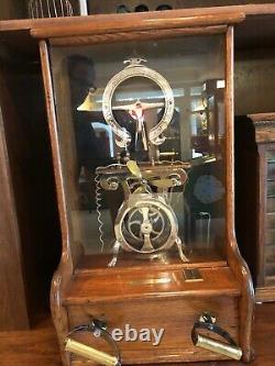 Machine À Choc Électrique Des Années 1900