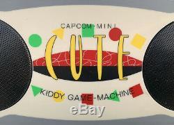Machine / Cabinet D'arcade Partielle Mini-mignon De Capcom Jamma Mvs Cps2 Pas Neo Geo