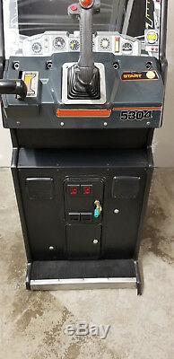 Machine D'arcade À Lame Sega Thunder Blade (excellent État) Rare
