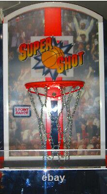 Machine D'arcade De Bassetball Supérieure Par Skeeball (excellent État)