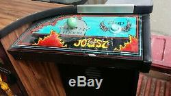 Machine D'arcade De Cocktails Williams Joust 1982