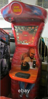 Machine D'arcade De Lutteur De Bras