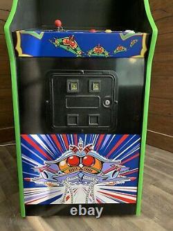Machine D'arcade Galaga Restaurée, Mise À Niveau