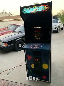 Machine D'arcade Originale Atari Quantum Vector Xy