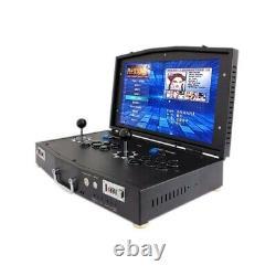 Machine D'arcade Portable Avec 18,5 Pouces Écran Hd 2 Lecteur Plug And Play