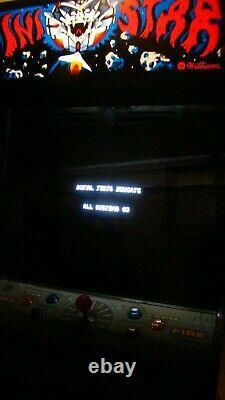 Machine D'arcade Sinistar