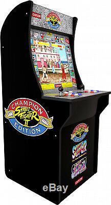 Machine D'arcade Street Fighter 2, Arcade1up, 4ft