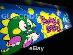 Machine De Bubble Bobble Arcade Cabinet Nouveau Full Size Plays Ovr 1022 Jeux Guscade