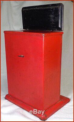 Machine De Décharge Électrique Advance Penny Arcade Du Début Des Années 1940-works Great