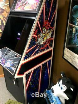 Machine De Jeu D'arcade Vidéo Atari Tempest Coin-op