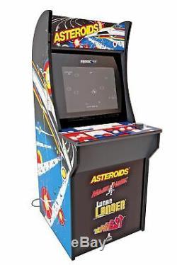 Machine De Jeux Vidéo Arcade De 4 Pieds De Haut Avec 3 Jeux De Bonus Par Arcade1up