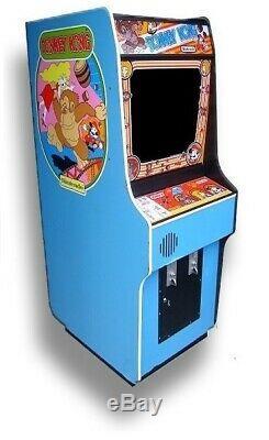 Machine Kong Arcade Par Ane Nintendo 1981 (excellent État) Rare