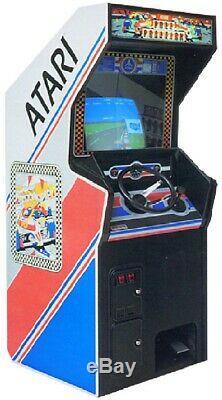 Machine Pole Position Arcade Par Atari 1982 (excellent État) Rare