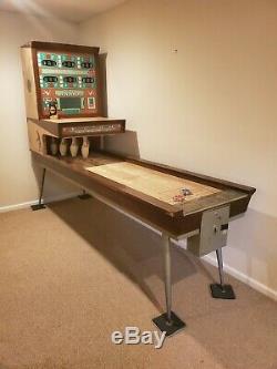 Machine Pour Alley Bowling Shuffle Vintage