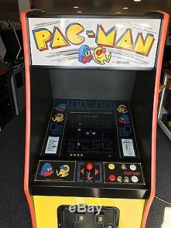 Machine Restauré Pacman Arcade, Mise À Niveau