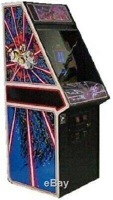 Machine Tempest Arcade Par Atari 1981 (excellent État) Rare