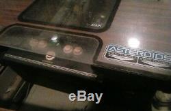 Machine Vidéo D'arcade De Table De Cocktail Atari Asteroids