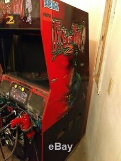 Maison Des Morts 2 Machine Dédiée Jeu D'arcade Sega