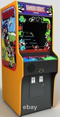 Mario Bros Arcade Machine Par Nintendo 1983 (excellent) Rare