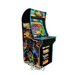 Marvel Superheroes Arcade Machine Arcade1up, 3 Jeux En 1 Tout Neuf