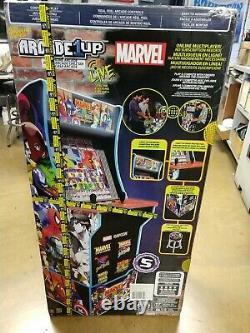 Marvel Vs Capcom Arcade1up Machine Armoire Prête À Expédier