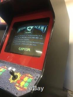 Marvel Vs Capcom Arcade Dédié Machine Street Fighter 2 Combat Mortal Kombat
