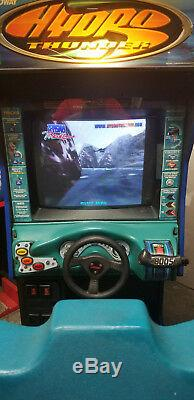 Midway Hydro Thunder Machine Arcade (excellente Condition) Rare Upgrade Withlcd