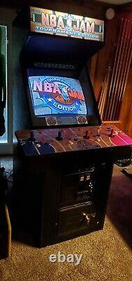 Midway Nba Jam Te Tournament Edition, 4 Joueur Arcade Coin-op Machine