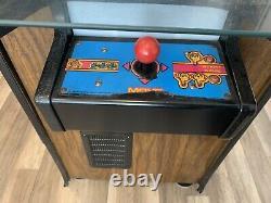 Mme Pac Man Arcade Machine (cocktail)