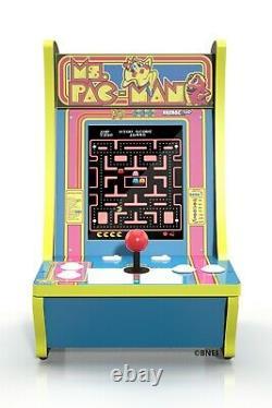 Mme Pac-man Counter-cade 4 Jeux Dans 1 Machine À Table Arcade1up