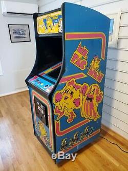 Mme Pacman Arcade Machine, Aménagee 60 Jeux D'arcade