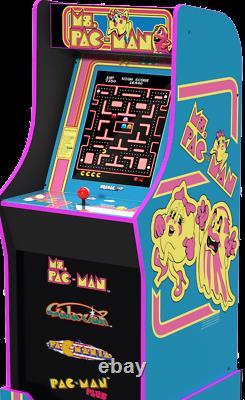 Mme Pacman Arcade Machine Retro Arcade Cabinet Arcade 1up New 4 Games Brand New