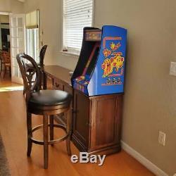 Mme Pacman Bartop Arcade Machine, Multicade With60 Jeu Jamma Conseil Et 19 Moniteur