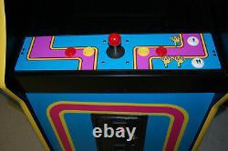 Mme Pacman Multicade Classic Arcade Machine Joue À 60 Jeux! Pac Man - Flambant Neuf