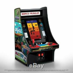 Mon Arcade Namco Museum Mini Joueur 10 Collection Machine D'arcade Rétro 20 Jeux