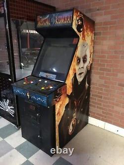 Mortal Kombat 4 Machine D'arcade À Pleine Taille 4