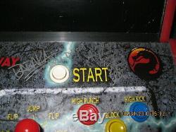 Mortal Kombat II Original Midway Arcade Bonne Machine De Travail