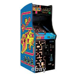 Ms Pac-man / Galaga Arcade Machine (great Condition) Rare