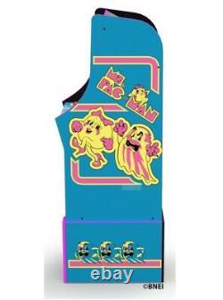 Ms Pacman Arcade Machine Avec Riser Retro Arcade Cabinet Nostalgia New 4 Jeux