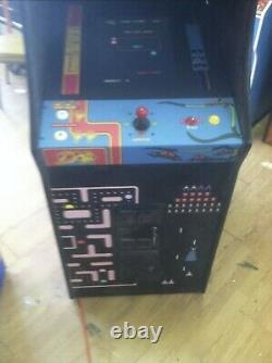 Ms. Pacman/galaga 20 Year Reunion Arcade Machine, Upgraded