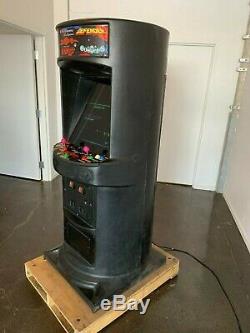 Multi-williams Duramold Arcade Machine Rare Jeu Sinistar Bulles Robotron