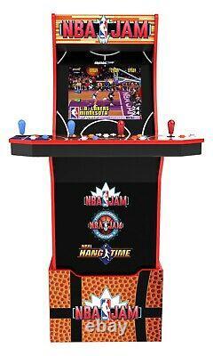 Nba Jam Arcade Machine Avec Wifi, Arcade1up