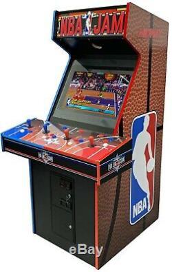 Nba Jam Arcade Machine Par Midway1993 (excellent État) Rare