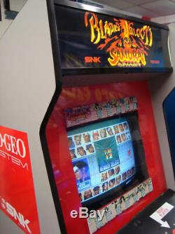 Neo Geo 161 À 1 Multigame Arcade Machine Metal Slug, Beaucoup D'autres