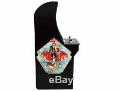 New Arcade1up Final Fight Arcade 1up 4ft Machine 4 Jeux