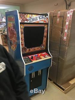 New Donkey Kong Machine, Aménagee