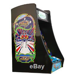 New Galaga Bartop Arcade Machine, Multicade With60 Jeu Jamma Conseil Et 19 Moniteur