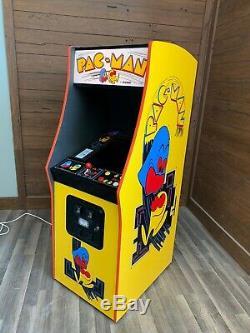 New Pacman Arcade Machine, Aménagee